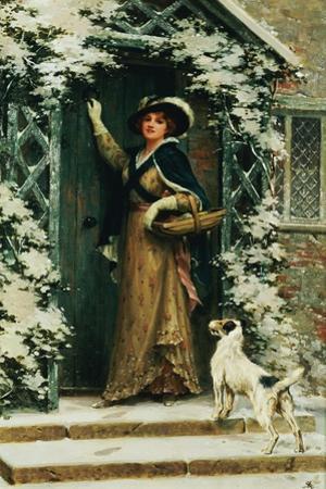 Christmas Cheer by George Sheridan Knowles