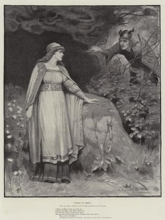 Thora of Rimol by George Sheridan Knowles