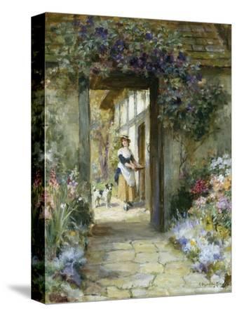 Through the Garden Door