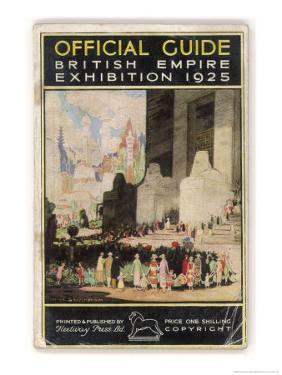 The British Empire is Intact, But Starting to Crumble by George Sheringham