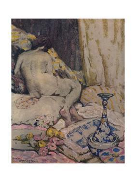 'The Persian Vase', c1916 by George Sheringham