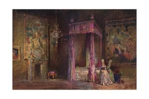 'The Queen's Bedchamber', c1916 by George Sheringham