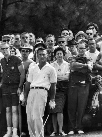 Arnold Palmer After Winning the Masters Tournament