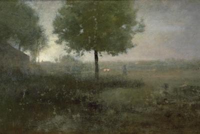 Misty Morning, Montclair, 1893