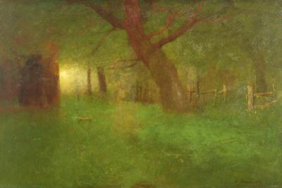 Sunset in the Old Orchard, 1894