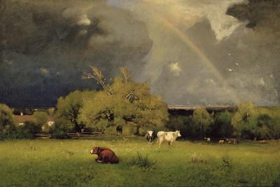 The Rainbow, C.1878-79