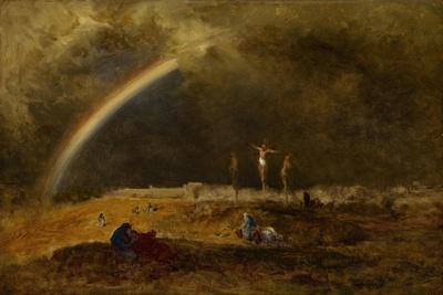 The Triumph at Calvary, C.1874