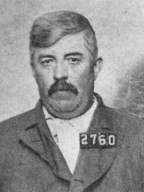 George Sontag, American Train Robber