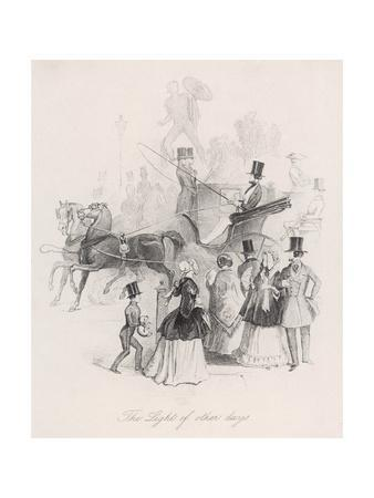 Count D'Orsay Driving
