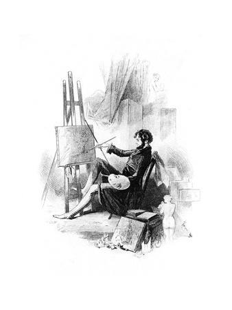 Count D'Orsay Painting