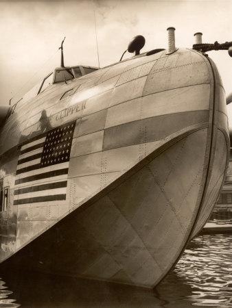 Pan Am Clipper Seaplane