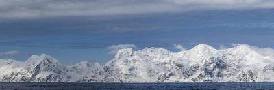 Antarctica, Elephant Island, panorama by George Theodore