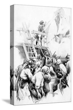 The Great Merchantman Was Captured