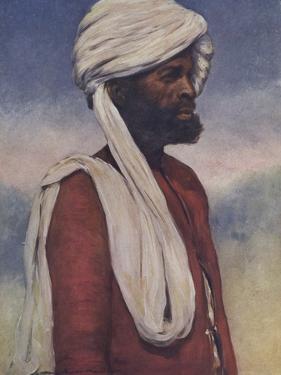 Edmund Spenser - portrait by George Vertue
