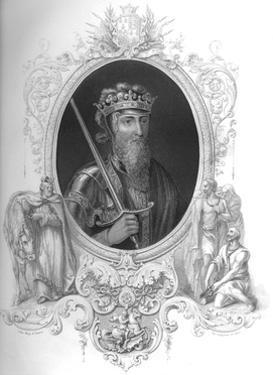 'Edward III', 1859 by George Vertue