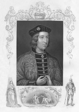 'Edward IV', 1859 by George Vertue