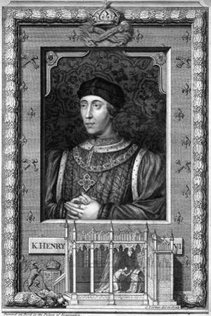 Henry VI of England, (18th Centur) by George Vertue