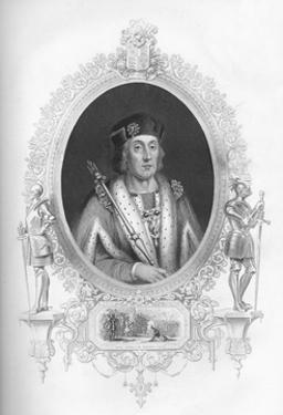 'Henry VII', 1859 by George Vertue