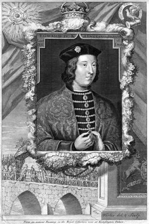 King Edward IV of England by George Vertue