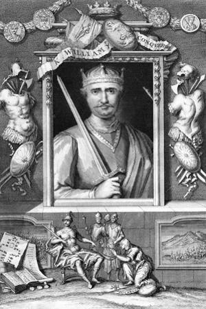 William the Conqueror by George Vertue