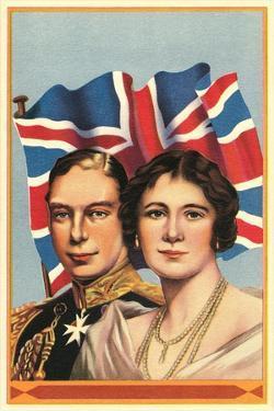 George VI and Elizabeth
