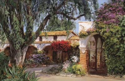 Capistrano Sunlight by George W. Bates