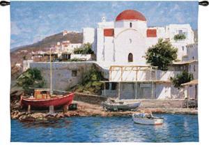 Mykonos II by George W. Bates