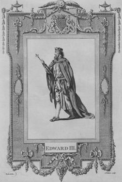 'Edward III', 1783 by George Walker