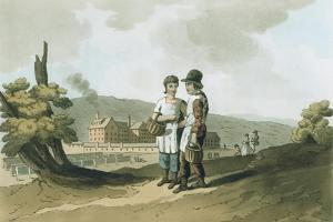 The Factory Children, 1814 by George Walker