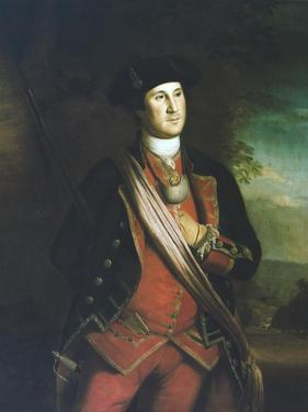 George Washington (1732-179), First President of the Usa