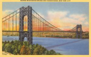 George Washington Bridge, New York City