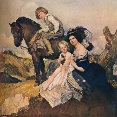 'Portrait Group', 1908