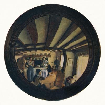 'The Convex Mirror', c1916