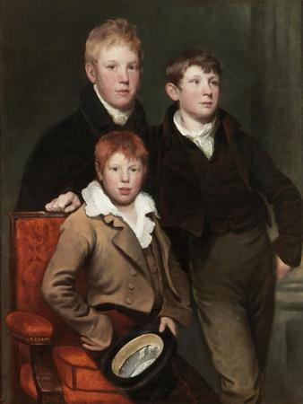 The Three Brothers, the Sons of Thomas Dallas