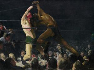 Both Members of this Club by George Wesley Bellows