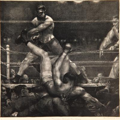 Dempsey Through the Ropes, 1923-24