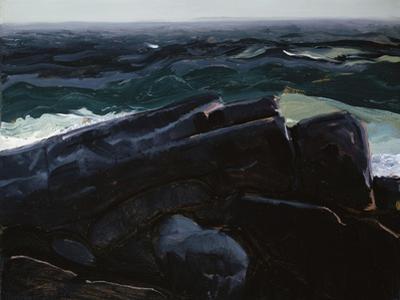 Evening Sea, 1913