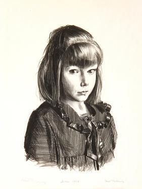 Jean 1923, 1923 by George Wesley Bellows