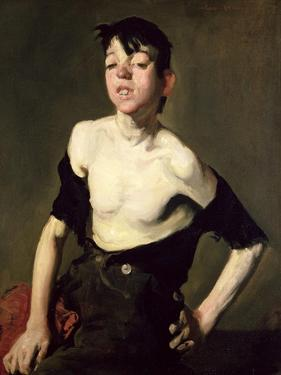 Paddy Flannigan, 1905 by George Wesley Bellows