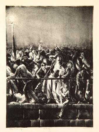 The Crowd, 1923