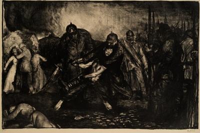 The Germans Arrive, 1918