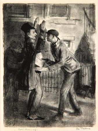 The Hold-Up, 1921