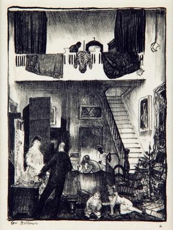 The Studio, Christmas 1916