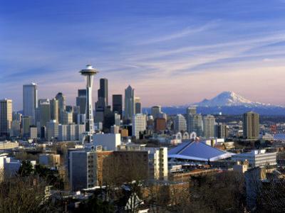 Seattle, Washington by George White Jr.