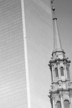George Willig Climbing World Trade Center