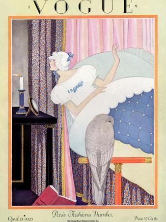 Vogue Cover - April 1925