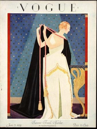 Vogue Cover - June 1924