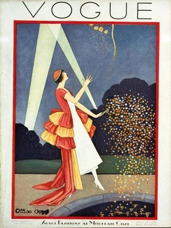 Vogue Cover - May 1926