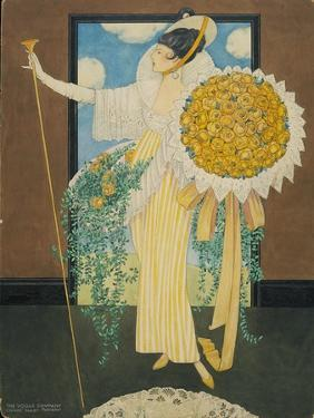 Vogue - May 1914 by George Wolfe Plank
