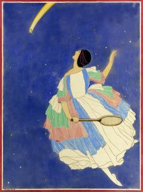 Vogue - October 1921 by George Wolfe Plank